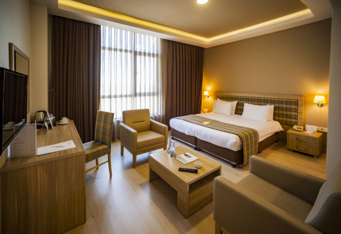 Akman Tzob Otel - Suit Room